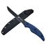 "side view of Cuda 7"" Semi-Flex Wide Fillet Knifes"
