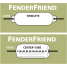 FenderFriend - Twin-Eye or Center-Tube