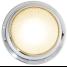 "Dr LED 6-3/4"" Chromed Mars LED General Purpose Dome Light - High / Low Warm White"
