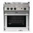 Force 10 Marine Gas Stove, Three Burner Cooktop 2