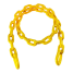 yellow of Greenfield Products Anchor Lead Chain 5'