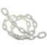 white of Greenfield Products PVC Coated Anchor Chain