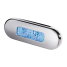 Hella LED 9680 Series Oblong Step Lamp - Blue Lamp, Stainless Trim