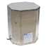 25 kVA, 63A UL Listed Marine Isolation Transformers - 50/60 Hz, Stainless