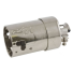 side view of Hubbell 50A 125/250V Male Shore Power Cordset Plug