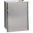 Closed View of Isotherm Cruise 130 Drink Stainless Steel AC DC Fridge Only - 4.6 Cu Ft,130 Liters