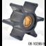 09-1026B-9 of Johnson Pumps Flexible Impellers - MC97, Nitrile & Neoprene