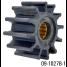 09-1027B-1 of Johnson Pumps Flexible Impellers - MC97, Nitrile & Neoprene