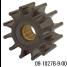 09-1027B-9-00 of Johnson Pumps Flexible Impellers - MC97, Nitrile & Neoprene