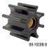 09-1028B-9 of Johnson Pumps Flexible Impellers - MC97, Nitrile & Neoprene