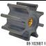 09-1028BT-1 of Johnson Pumps Flexible Impellers - MC97, Nitrile & Neoprene