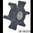 09-1052S-9 of Johnson Pumps Flexible Impellers - MC97, Nitrile & Neoprene