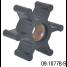 09-1077B-9 of Johnson Pumps Flexible Impellers - MC97, Nitrile & Neoprene