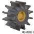 09-701B-1 of Johnson Pumps Flexible Impellers - MC97, Nitrile & Neoprene
