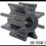 09-703P-1 of Johnson Pumps Flexible Impellers - MC97, Nitrile & Neoprene