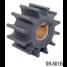 09-801B of Johnson Pumps Flexible Impellers - MC97, Nitrile & Neoprene