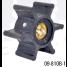 09-810B-1 of Johnson Pumps Flexible Impellers - MC97, Nitrile & Neoprene