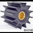 09-814B of Johnson Pumps Flexible Impellers - MC97, Nitrile & Neoprene