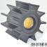 09-819B-9 of Johnson Pumps Flexible Impellers - MC97, Nitrile & Neoprene