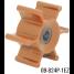 09-824P-2 of Johnson Pumps Flexible Impellers - MC97, Nitrile & Neoprene