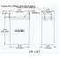 Dimensions of Lifeline 6V Group L16 AGM Deep Cycle Battery - 400 Ah