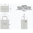 Dimensions of Magma Magma Kettle Grill & Accessory Case - A10-991