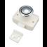 angle of Man Ship Marine Round Push Button Cabinet Latch