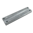 back of Martyr Mercury, Force, Mariner Outboard Bar Anode - Zinc