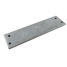 front of Martyr Mercury, Force, Mariner Outboard Bar Anode - Zinc