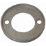 front view of Martyr Volvo Penta Small Ring Anode - Aluminum