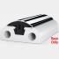 Binox Stainless Steel Rub Rail - PVC Base Component Only