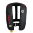 Black and Red Version of Mustang Survival MIT 100 Auto Inflatable PFD