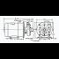 Dimensions of Oberdorfer Pumps 104M Centrifugal Circulation Pump