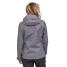 back of Patagonia Women's Torrentshell Jacket - Smokey Violet