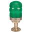 Fig. 112A All-Round Bronze Navigation Light, Green