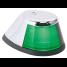 Perko Side Lights - Chrome, Starboard