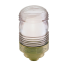 Fig. 309A All-Round Bronze Navigation Light - White, Pipe Mount