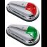 Perko Fig. 955 Classic Side Navigation Light (PR)