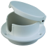 Perko Rope Deck Pipe - White