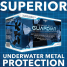 Running Gear Guardian - Superior Underwater Metal Protection
