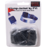 """Clamp-Jacket - For 1/2"""" Wide Hose Clamps"""
