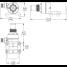 Dimensions of Raritan 53100 Macerator Pump