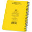 """Durarite Spiral Universal Notebook 4.625"""" x 7"""""""