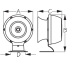 Dimensions of Sea-Dog Line Bulldog Electric Horn