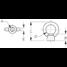 Eye Nut - Metric & UNC Versions