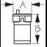 Dimensions of Sea-Dog Line MaxBlast Air Horn Compressor