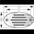 Dimensions of Sea-Dog Line Screw In Horn Grills for V.1 & V.2 Horns