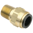 15mm Metric Series Quick Connect Plumbing System Adapters