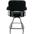 Deluxe Captain's Seat w/ Stand - Black