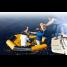 in use of Switlik MRP-10 Marine Rescue Platform